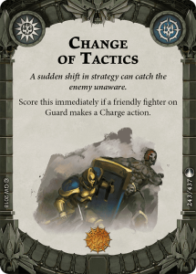 Change-of-Tactics