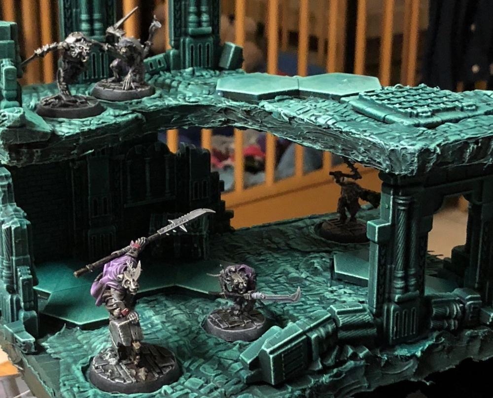 Warhammer Underworlds Tournament Warband - Spiteclaw's Swarm